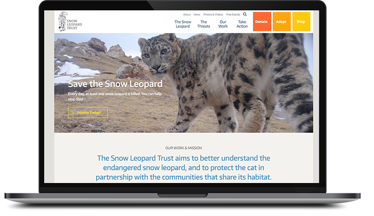 Give a free wordpress donation plugin that works beautifully a wordpress donation plugin tohelp protect endangered species fandeluxe Gallery