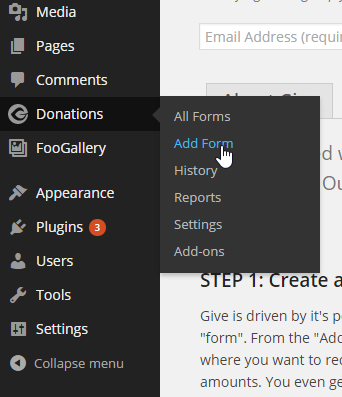 getting-started-add-new-form