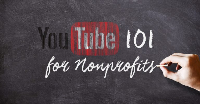 Video is a powerful medium and YouTube is a source of all things search. Humanity plus technology is a win for any nonprofit organization.