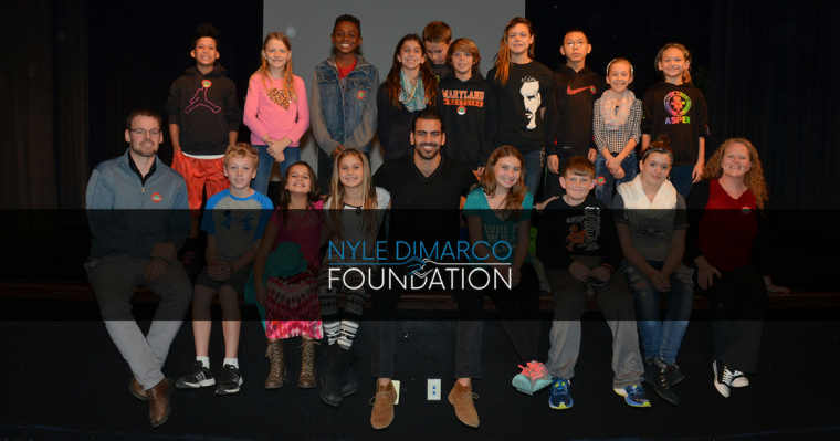At Give, we're continually moved by the causes that are making actionable steps toward a real difference in this world. Another such cause is the Nyle DiMarco Foundation.