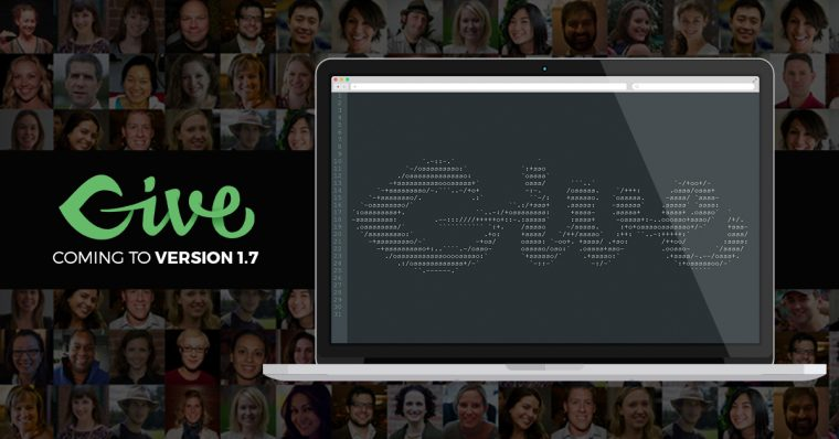 If the WP-CLI is your jam, then you'll love Give 1.7. View donation data, donor data, and more -- without leaving your keyboard.