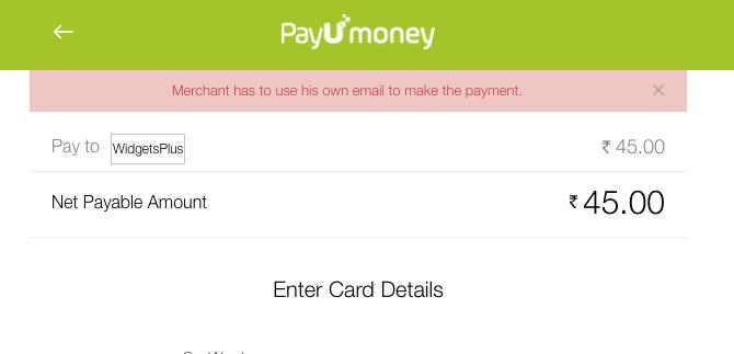 PayUmoney – GiveWP