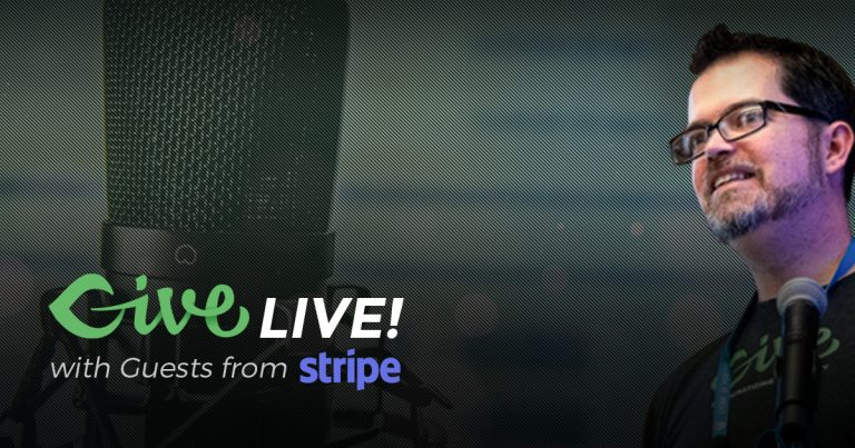 Give LIVE! with Stripe