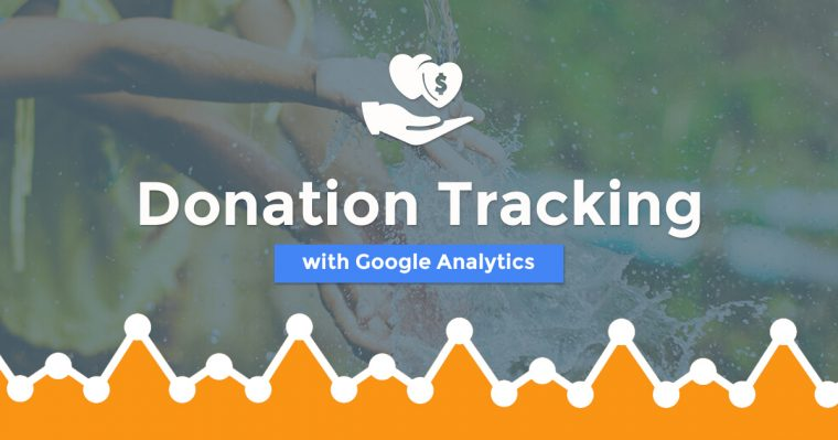 Did you that that you can use Google Analytics eCommerce tracking with Give? This post will show you how.