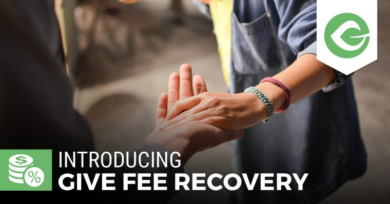 Fee Recovery Announcement