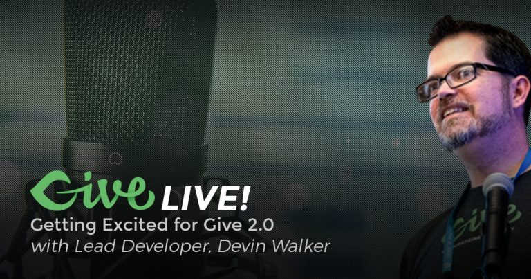 Give LIVE! About Give 2.0