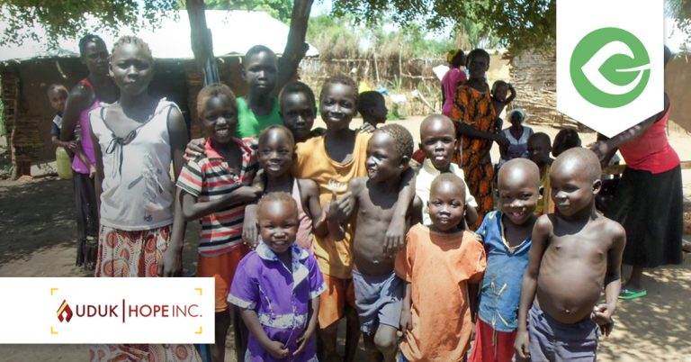 Give user Uduk Hope, Inc. doesn't look at the refugee crisis in South Sudan and shrink away from a challenge. Read their story today.