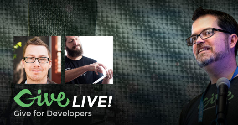 Give LIVE! Give for Developers