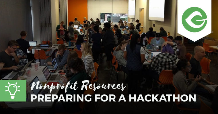 Nonprofit hackathons are becoming all the rage these days as so many agencies and freelancers give back. But what should a nonprofit do to prepare?