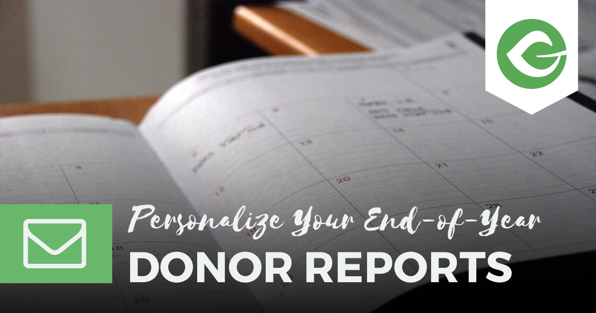 Nonprofit End Of Year Reporting With Mailchimp And Give Givewp