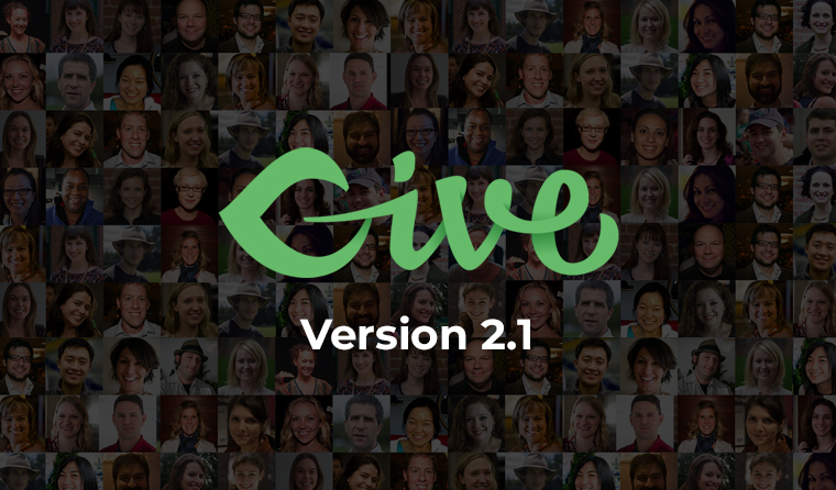 Give Version 2.1