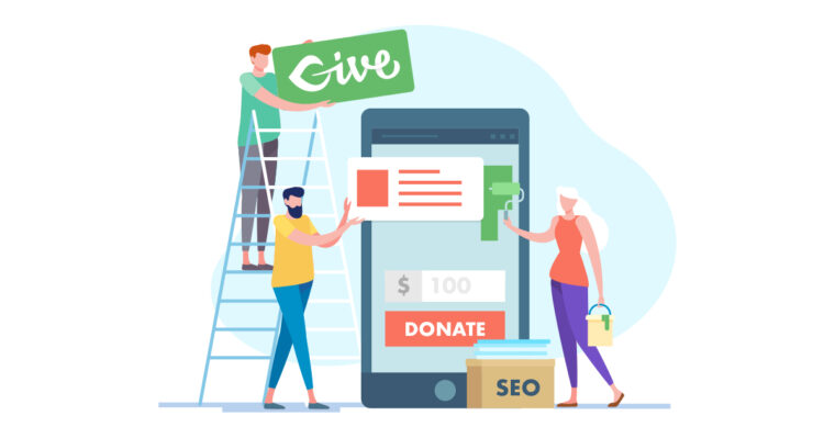 SEO for Donation Pages