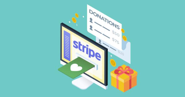 Stripe Donations