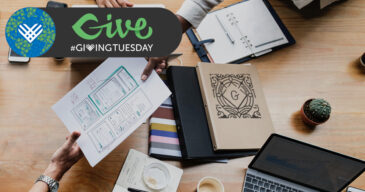 Creating a Giving Tuesday landing Page with Gutenberg