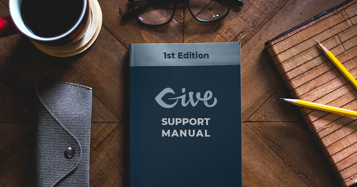 Support Team Manual