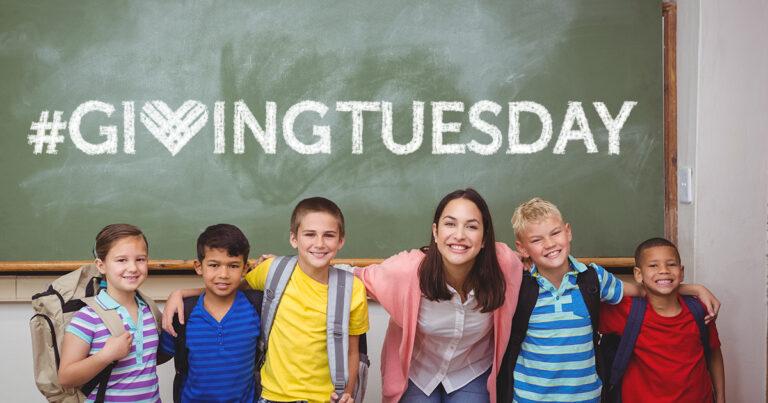 Teacher Tuesday Giving Tuesday