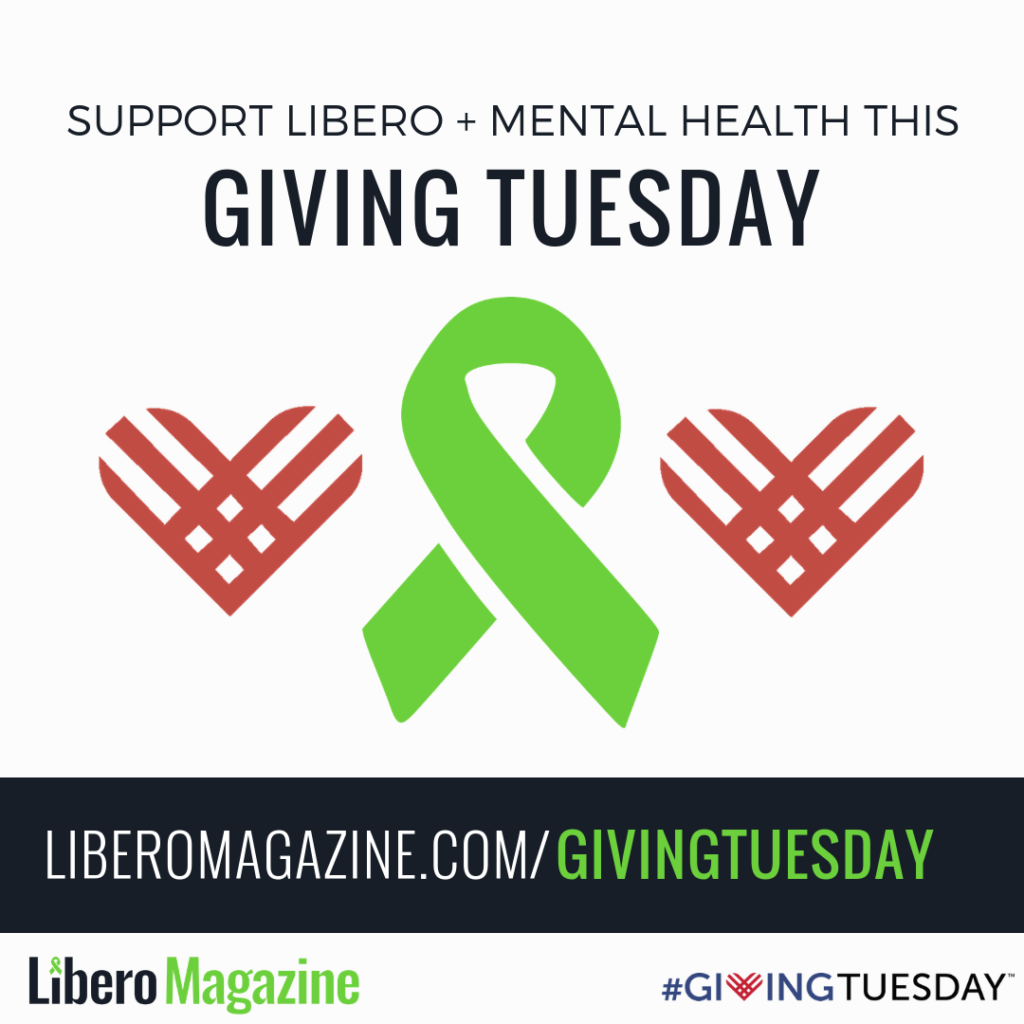 LIbero Magazine Giving Tuesday