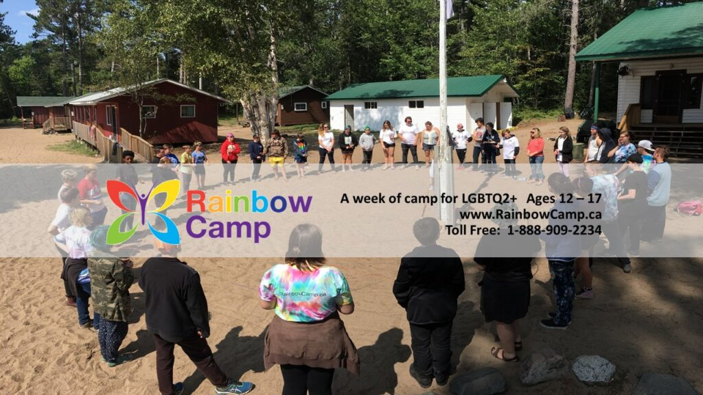 LGBTQ Camp Giving Tuesday