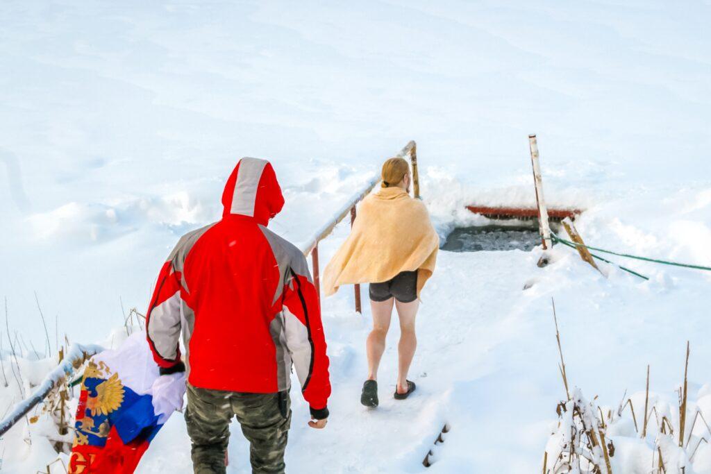 Polar Plunge Challenge