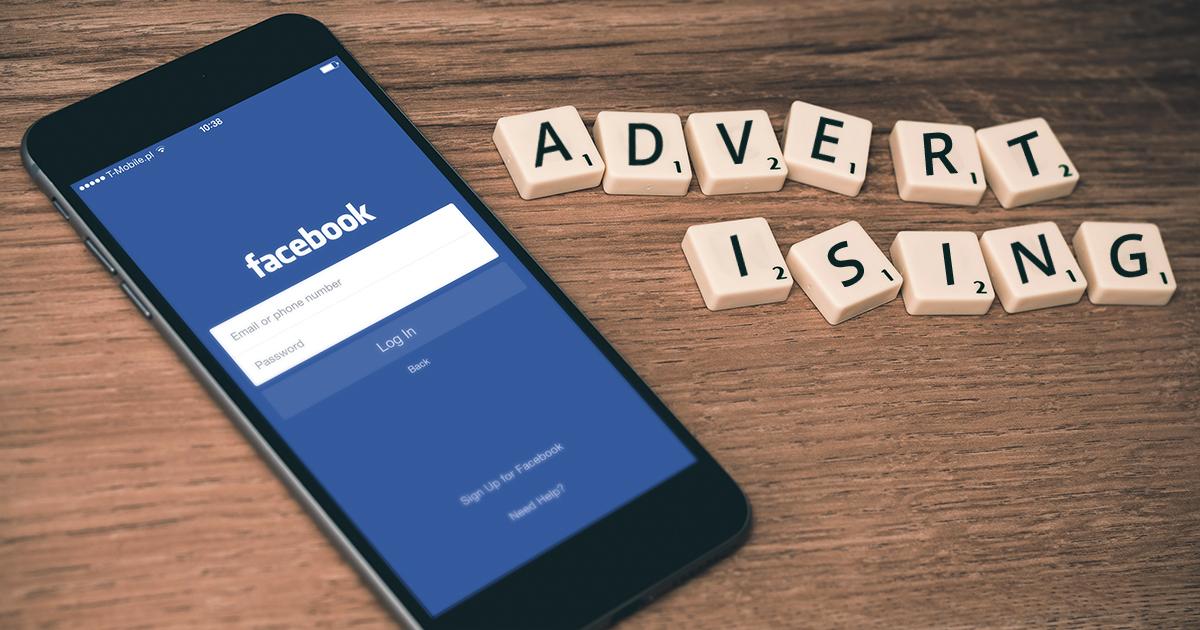 Facebook advertising for nonprofits.