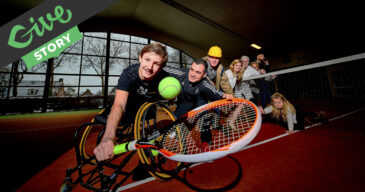 Niels on wheels goes to Tokyo 202 paralympics
