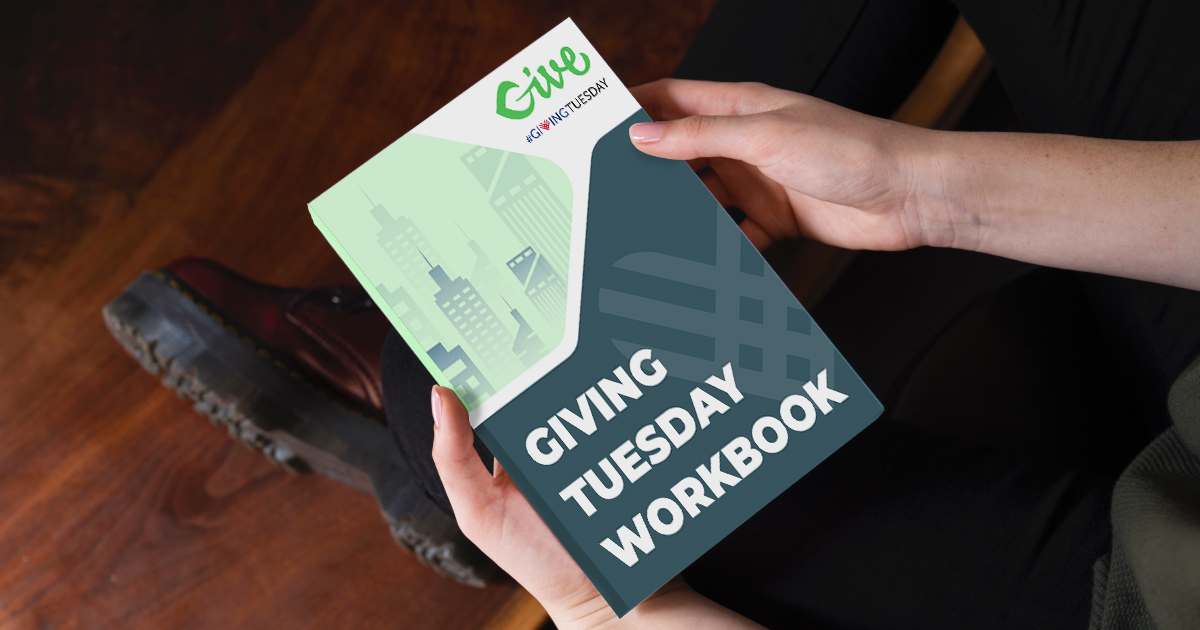 Giving Tuesday Strategy Workbook from GiveWP