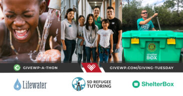 Giving Tuesday 2019 Give Story