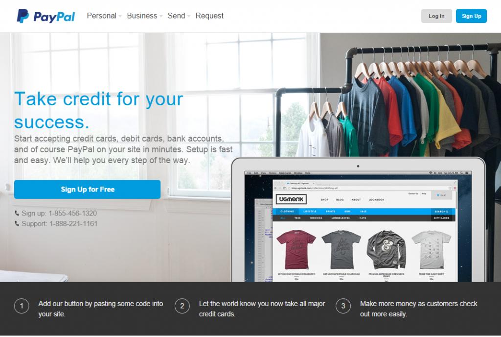 PayPal Pro Gateway – GiveWP