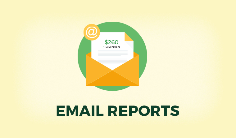Email Reports add-on