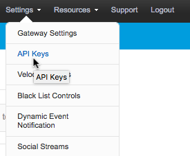 CCAvenue API Keys