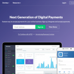 The Razorpay Website
