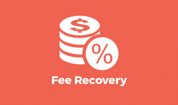برای پرداخت هزینه پردازش کارت اعتباری، هزینه بازیابی اضافه کنید
