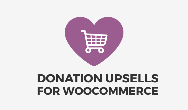 woocommerce donations addon - donation upsells for woocommerce