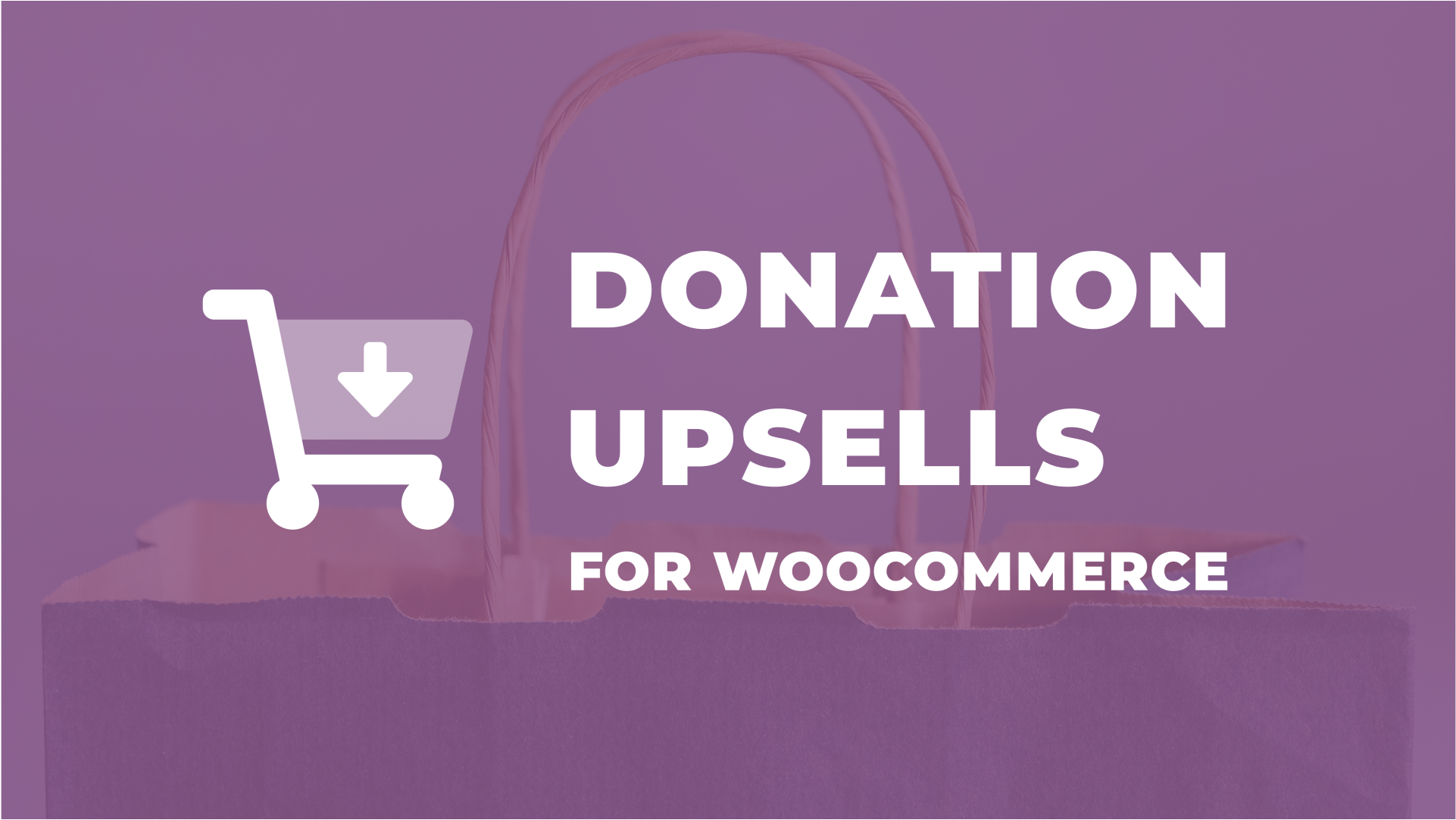 Donation Upsells for WooCommerce
